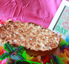 tarte chocolat blanc meringuée battle food 40