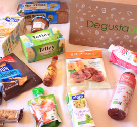 degustabox de septembre