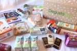 {Box} Degustabox d'octobre !