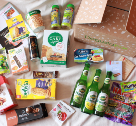 degustabox mars printemps